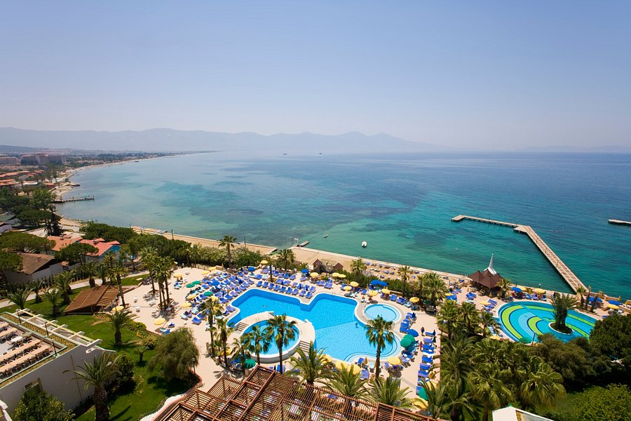 Fantasia Hotel De Luxe Updated 2020 Prices Reviews Kusadasi Turkey Tripadvisor