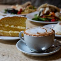 Coffee, cakes and meals all palm oil free