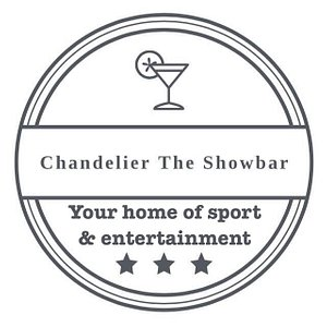 Chandelier Sports & Entertainment Bar. The most welcoming bar in La Finca.