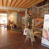 Tourist-Info à Sankt Blasien (espace tourisme)