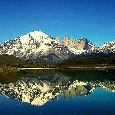 Laguna Amarga.  Full day Torres del Paine