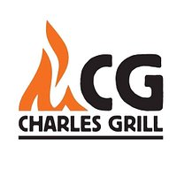 The Imago type CHARLES GRILL was created based on the concept that its name represents. Inits upper part it is formed by a graphic icon that symbolizes fire flames as a characteristic of grilled food. This is foolowed by the abbreviations Cand G (CHARLES GRILL) in capital letters. Under this graphic set, the name CHARLES GRILL is given in capital letters with its own typographic characteristics and modified edges that simulate being burned. The horizontal line completes this graphic imagotype.
