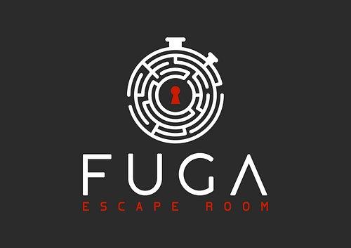 Logo oficial FUGA Escape Room