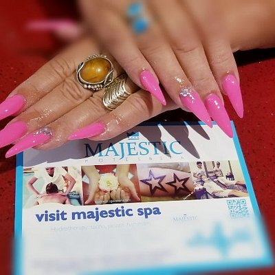 The best nails ever!