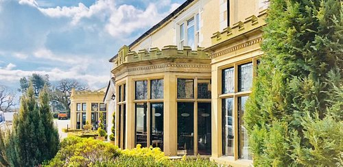 Northop Hall Hotel and Country House in Flintshire, North wales