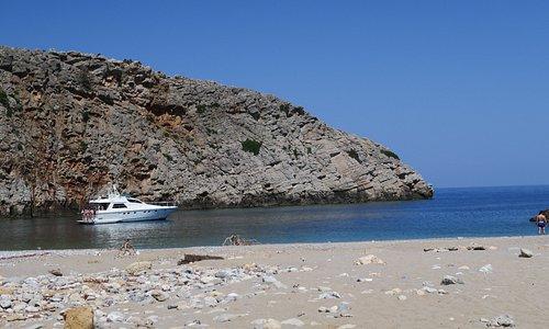 Οι Μένιες ή Δίκτυννα βρίσκεται 45 χλμ βορειοδυτικά των Χανίων, στην βορειοανατολική άκρη της Χερσονήσου του Ροδωπού και στην έξοδο του φαραγγιού Φούντας. Είναι μια υπέροχη απομονωμένη παραλία με βοτσαλάκι και καθαρά καταγάλανα νερά. Δεν επηρεάζεται από τους συνήθεις βορειοδυτικούς άνεμους της περιοχής και αποτελεί ιδανικό προορισμό για χαλάρωση, πολύ μακριά από τα αστικά κέντρα. Σε απόσταση πολλών χιλιομέτρων δεν υπάρχει απολύτως καμιά υποδομή, οπότε φροντίστε να έχετε μαζί σας όλα τα απαραίτητα