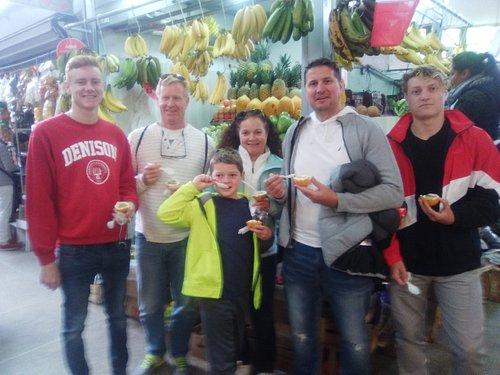 The Best Food Walking Tour in Peru
