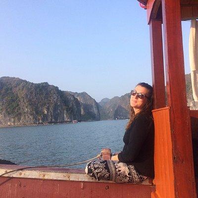 Croisière Baie d'Halong