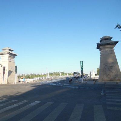 east view of bridge