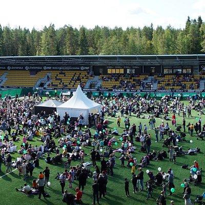 OmaSp Stadionfest 2019