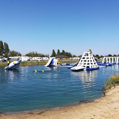 Lincolnshire Aquapark August 2019