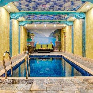 Отличнный бассейн для Вашей компании. 4*6 метров