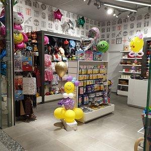 Ballong-butikk