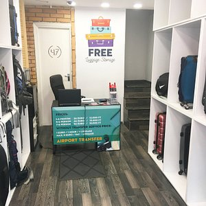 We are Open every day.🎒💼👝🧳