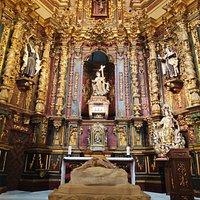 Oratorio San Juan de la Cruz (1726)