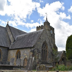 Brenchley Church (St Mary's)