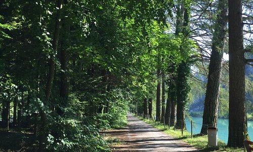 idyllic hike