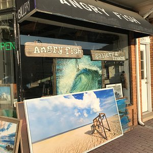 Angry Fish Gallery / Bay Ave Point Pleasant Beach