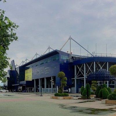 Chang Arean Exterior