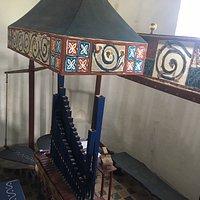 Theophylusorgel in Mauritiuskerk Marsum