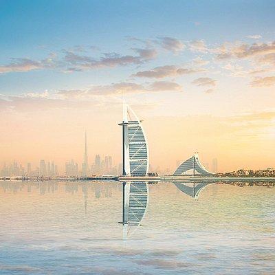 Burj Al Arab Skyline in Dubai | MyHolidaysAdventures