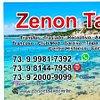 Zenon taxi arraial d'ajuda