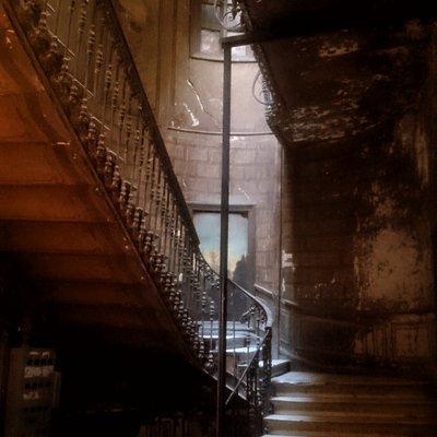 Парадная Отель Лондон