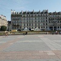 Les Fontaines de l'Hotel de Ville