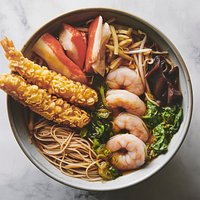 Seafood Ramen/ Udon