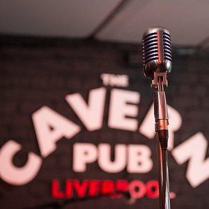 Cavern Pub - Stage