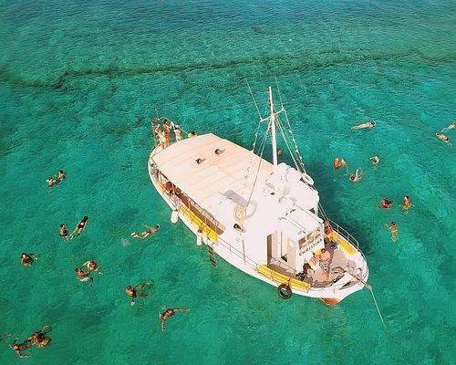 Christina boat, Ierapetra - Chrissi island cruises