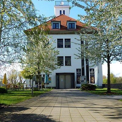 Das Rundfunkmuseum Fürth in der ehemaligen Direktion der Firma Grundig