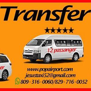 jesus transfer tours  driver , sosua , puerto plata , cabarete , santiago  república dominicana
