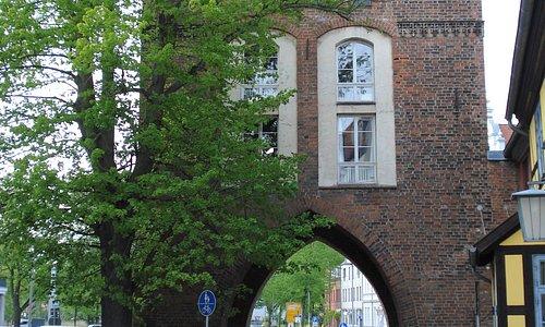 Kniepertor i Stralsund