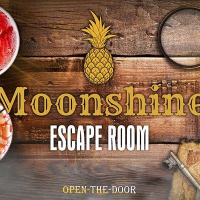 חדר בריחה מונשיין - Moonshine Escape Room