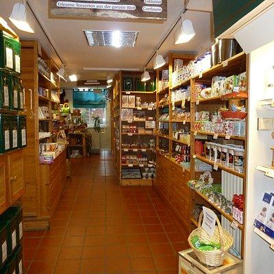 Im Alten Handelshaus Tee-Maas i Schwerin