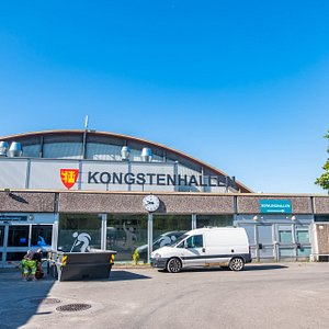 Kongstenhallen which is used for cultural, social and social events