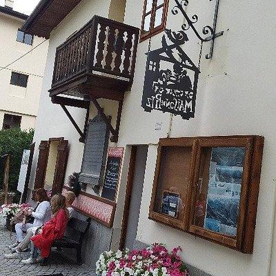 casa dei pizzi