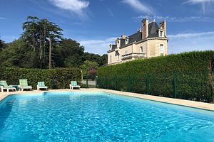 Chateau vary outdoor pool