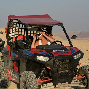 Ramon RZR - Experience the desert differently!
