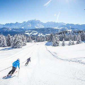Une vue à couper le souffle sur le Mont-Blanc !