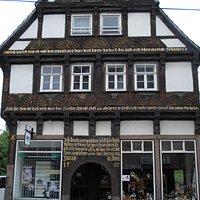 Museum im Hütteschen Haus i Höxter
