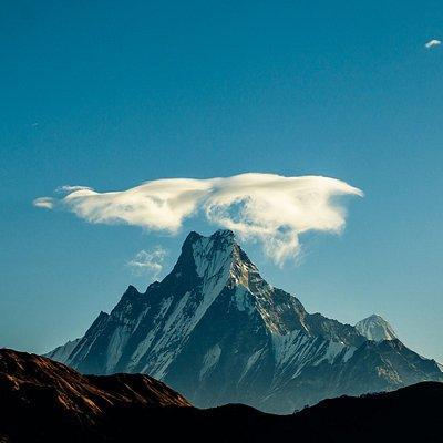 Mount Macchapuchre (fishtail)