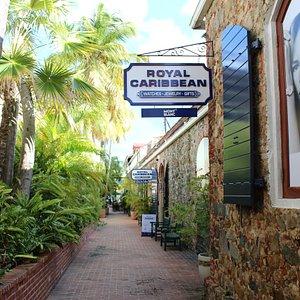 Royal Caribbean St. Thomas store.