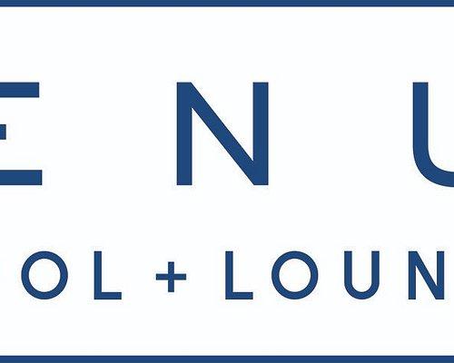 Venus Pool + Lounge Logo