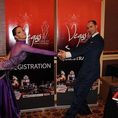Vegas Open pro comp