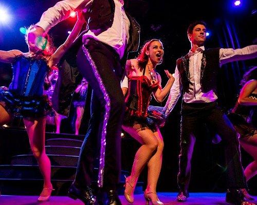 The DIVAS dancers