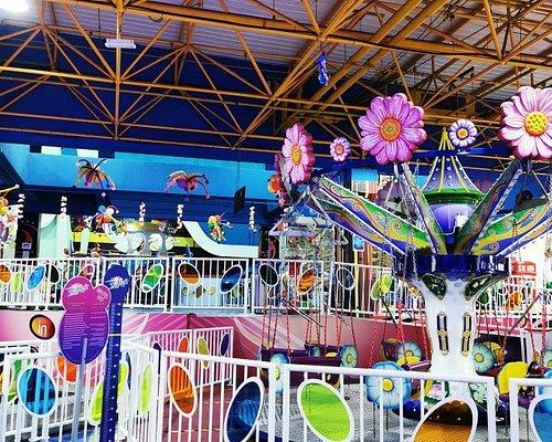 Sparky's kids Play area