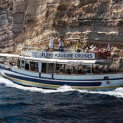 Welcome to Xlendi pleasure cruises!