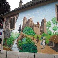 Office du tourisme à Saint-Amarin